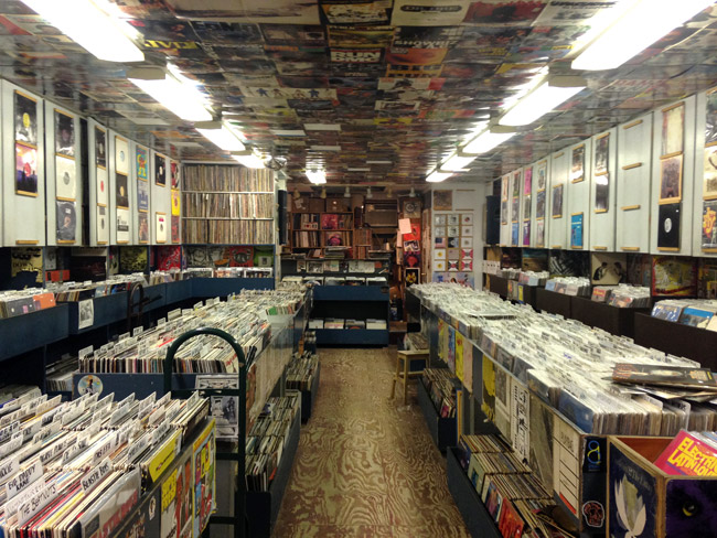A1 Record Shop NYC
