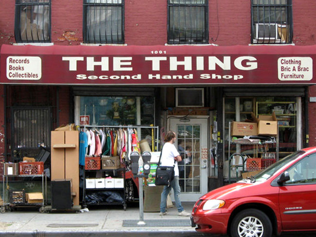 The Thing NYC